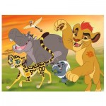 Puzzle  Trefl-18210 Disney Lion Guard