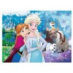 Puzzle  Trefl-18225 La Reine des Neiges