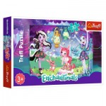 Puzzle  Trefl-18236 Enchantimals