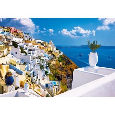 Puzzle Trefl-26119 Grèce : Santorin