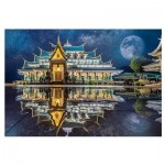Puzzle  Trefl-26141 Wat Pa Phu Kon, Thaïlande