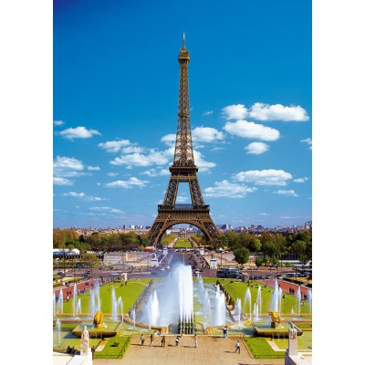 Puzzle Trefl-27051 France, Paris : Tour Eiffel