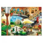 Puzzle  Trefl-27105 Barcelone