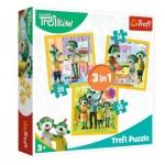 3 Puzzles - Treflikow
