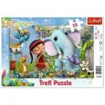 Trefl-31278 Puzzle Cadre - Wissper