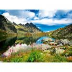 Puzzle  Trefl-33031 Pologne : Montagnes des Tatras
