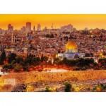 Puzzle  Trefl-33032 Israël : Jérusalem