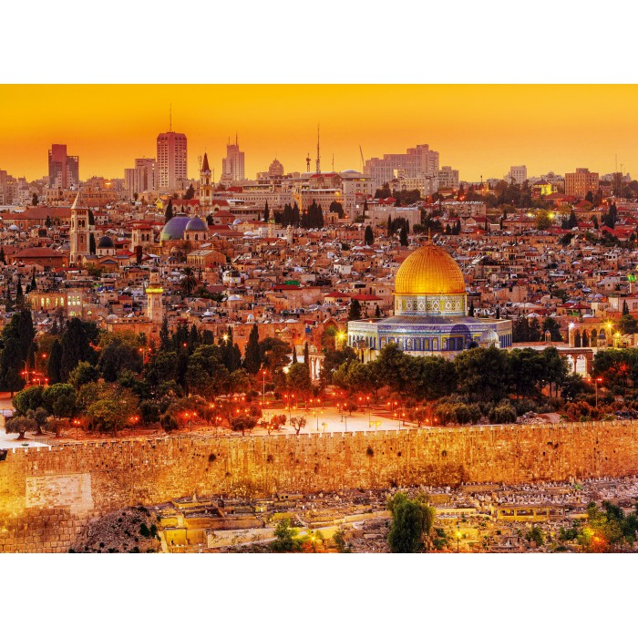 Israël : Jérusalem
