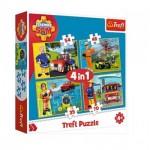 Puzzle  Trefl-34311