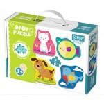 Trefl-36074 4 Baby Puzzles