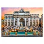 Puzzle  Trefl-37292 Fontanna di Trevi, Rome