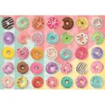 Puzzle  Trefl-37334 Donuts