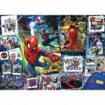 Puzzle  Trefl-37391 Spider-Man
