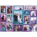 Puzzle  Trefl-37392 La Reine des Neiges II