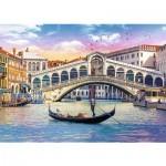 Puzzle  Trefl-37398 Venise