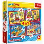 4 Puzzles - Super Things Secret Spies