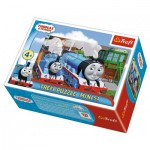 Trefl-54148-19551 Mini Puzzle - Thomas & Friends