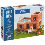 Puzzle  Trefl-60981 Build with Bricks - Villa