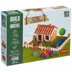 Puzzle  Trefl-60982 Build with Bricks - Cottage