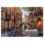 Puzzle  Trefl-65003 Venise Romantique