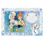 Trefl-75111 La Reine des Neiges - Puzzle + Magic Marker