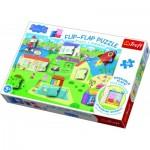 Flip-Flpa Puzzle - Peppa Pig