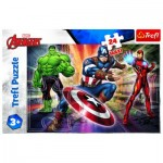 Puzzle   Pièces XXL - Disney Marvel The Avengers