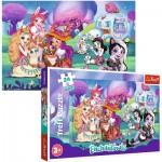 Puzzle   Pièces XXL - Enchantimals