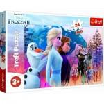 Puzzle   Pièces XXL - La Reine des Neiges II