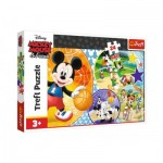 Puzzle   Pièces XXL - Mickey Mouse and Friends