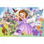 Puzzle   Pièces XXL - Princess Sofia