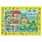 Puzzle Observation - Maison