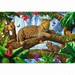 Puzzle   Repos dans la Forêt