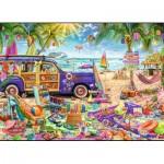 Puzzle   Vacances Tropicales
