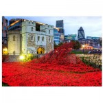 Wentworth-693605 Puzzle en Bois - Tower of London Remembrance