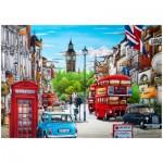 Wentworth-701205 Puzzle en Bois - Whitehall