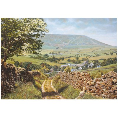 Wentworth-791505 Puzzle en Bois - Pendle in May