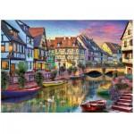 Wentworth-792002 Puzzle en Bois - Colmar Canal