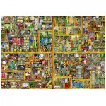 Wentworth-800513 Puzzle en Bois - Colin Thompson - Shelf Life
