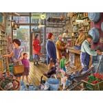 Wentworth-831408 Puzzle en Bois - Hardware Store