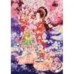 Wentworth-840713 Puzzle en Bois - Haruyo Morita - Hanafubuki