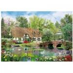 Puzzle en Bois - April Cottage