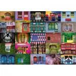 Puzzle en Bois - Behind the Door