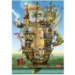 Puzzle en Bois - Colin Thompson - Norah's Ark