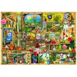 Puzzle en Bois - Colin Thompson - The Gardeners Cupboard