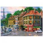 Puzzle en Bois - Dominic Davison - Paris Streets