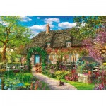 Puzzle en Bois - Dominic Davison - The Old Cottage