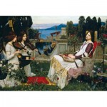 Puzzle en Bois - John William Waterhouse - Saint Cecilia
