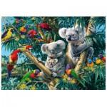 Puzzle en Bois - Koala Outback