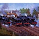 Puzzle en Bois - Severn Valley Railway 50th Anniversary